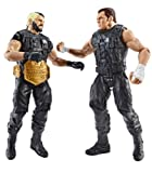 WWE Wrestling Battle Pack Seth Rollins & Dean Ambrose (Includes ...