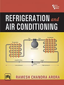 Refrigeration and Air Conditioning by [Arora, Ramesh Chandra]