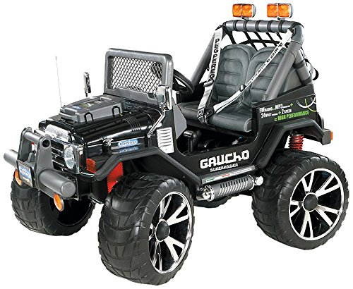 Peg Perego 24 Volt Gaucho Superpower Jeep