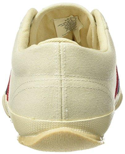 El Ganso - Tigra Canvas Walking, Scarpe sportive Unisex – Adulto Bianco