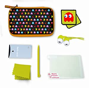 Pac-Man 7-in-1 Accessory Kit Nintendo 3DS/Dsi/DS Lite [import anglais]