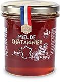 MIEL CRETET Miel de châtaigner de France 400gr - Lot de 2