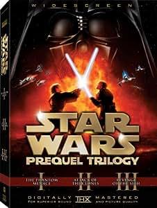 Star Wars Prequel Trilogy [DVD] [Region 1] [US Import] [NTSC]