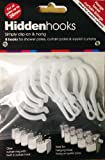 Hidden Curtain Hooks, Add Lining to eyelet curtains, no sewing required, 8 Pack
