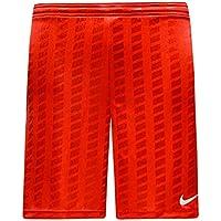 Nike Y NK Acdmy Jaq K Pantalón Corto, Niños, Rojo (University Red/White), L