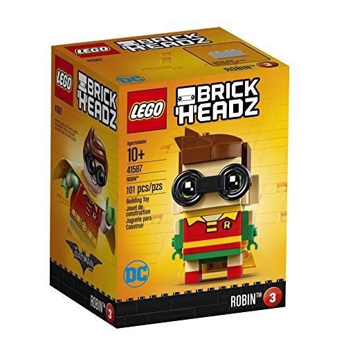 Lego Brick Headz Robin