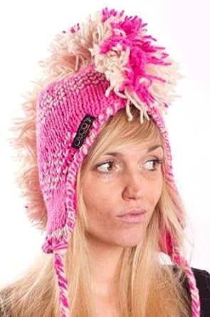 Pitico Fair Trade Iro Mütze Pink
