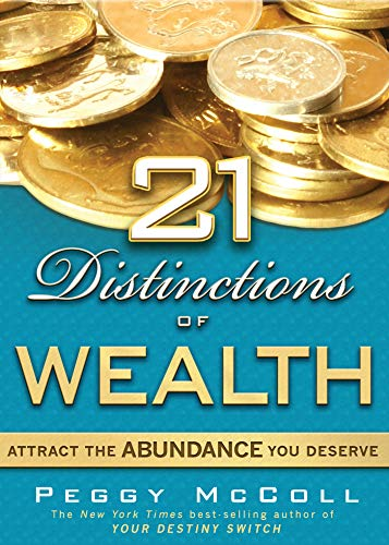 21 Distinctions of Wealth (English Edition)