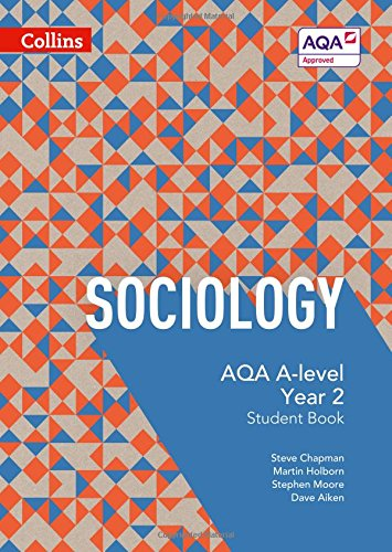 AQA A Level Sociology Student Book 2 (AQA A Level Sociology) for sale  Delivered anywhere in UK