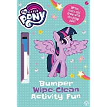 Bumper Wipe-Clean Activity Fun: Write, Count and Draw With the Pony Pals (My Little Pony, Band 1)