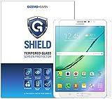 "Samsung Galaxy Tab S2 (8"") Tablet Schutzfolie Gehärtetem Glas Displayschutzfolie G-Shield Screen Protector Panzerglas Displayschutz Anti-Kratz Ultra Klar 9H Härte 0.33mm"