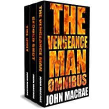 The Vengeance Man Omnibus: A spy thriller box set
