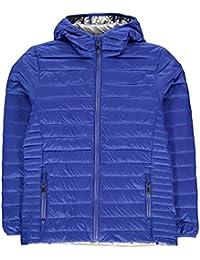 Karrimor Kids Boys Hooded Down Jacket Junior Coat Top Long Sleeve Breathable