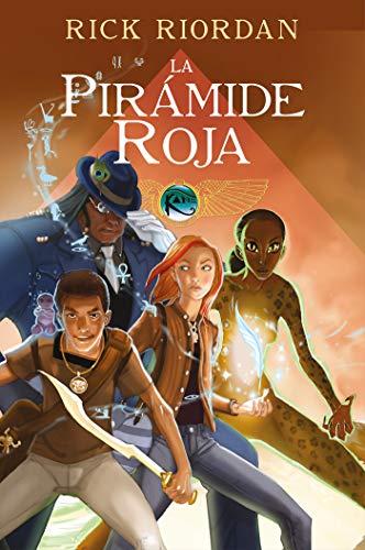 La Pirámide Roja (Las crónicas de los Kane [cómic] 1) (Serie Infinita) por Rick Riordan