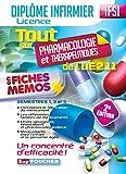 Tout sur Pharmacologie et Thérapeutiques de l'UE 2.11 en fiches mémos (Tout le semestre) (French Edition)