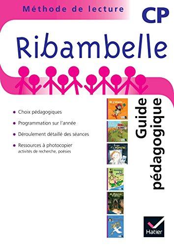 Ribambelle CP Série violette éd. 2014 - Guide pédagogique