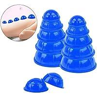ULTNICE 12pcs Chinesische Massage Therapie Schalen Silikon Schröpfen medizinische Vakuum Massage Schröpfen Massieren... preisvergleich bei billige-tabletten.eu