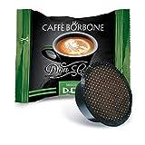 Caffè Borbone Capsula Caffè Don Carlo Miscela Decaffeinata - Confezione da 50 Capsule - Compatibili con macchine a marchio Lavazza* A Modo Mio*