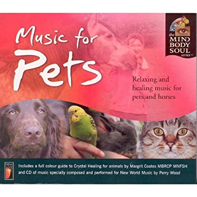 Music for Pets from New World Music
