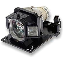 Lámpara de proyector DT01181 / DT01251 / DT01381 / CPA222WNLAMP para HITACHI BZ-1 / CP-A220N / CP-A221N / CP-A221NM / CP-A222NM / CP-A222WN / CP-A250NL / CP-A300N / CP-A301N / CP-A301NM / CP-A302NM / CP-A302WN / CP-AW250NM / CP-AW2519N / CP-AW2519NM / CP-AW251N Proyectores, Alda PQ módulo de la lámpara con la caja