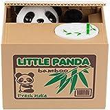 Yunchenghe Cute Stealing Coin panda Money Box Bank Piggy Bank