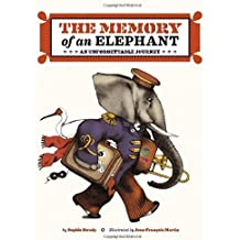 The Memory of an Elephant: An Unforgettable Journey by Sophie Strady (Abridged, Audiobook, Box set) Hardcover