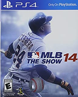 MLB 14 : the Show [import anglais] by Ps4 (B00GG4BBUM) | Amazon price tracker / tracking, Amazon price history charts, Amazon price watches, Amazon price drop alerts