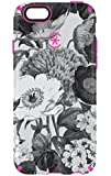 Speck 73774-C139 CandyShell Inked Vintage Bouquet Schutzhülle für Apple iPhone 6/6S grau/pink
