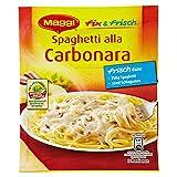 Maggi Fix & Frisch Spaghetti alla Carbonara, 6 x 34 g