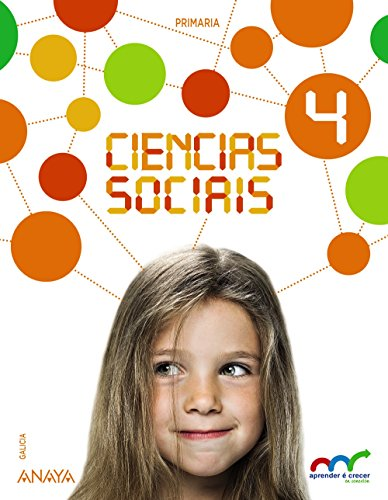 Ciencias Sociais 4. (Aprender é crecer en conexión) - 9788467880212 por Carlos Marchena González