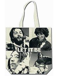 Beatles - Einkaufstasche Let It Be