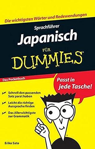 Sprachführer Japanisch für Dummies: Das