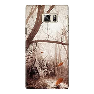 DailyObjects Secret Place Mobile Case For Samsung Galaxy Note 5