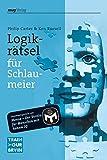 Logikrätsel für Schlaumeier (Train your brain) - Ken Russell, Philip Carter