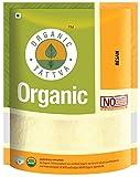 Organic Tattva Gram farine Besan, farine de pois chiche, 500g certifié biologique par l'USDA
