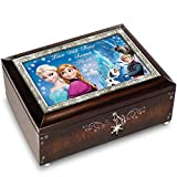 Disney Frozen braun Spieluhr spielt die Melodie von