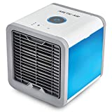 Raawan (LABEL) Mini Portable Air Cooler Fan Arctic Air Personal Space Cooler The