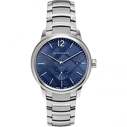 Homme Burberry The Classic montre Bu10007
