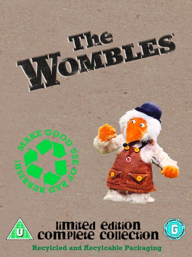 The Complete Wombles