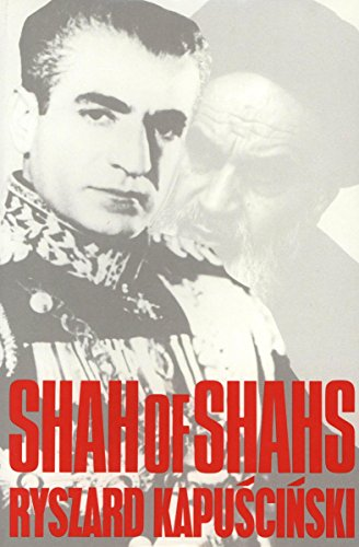 Shah of Shahs (English Edition)