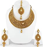 Penny Jewels Traditional Antique Golden ...