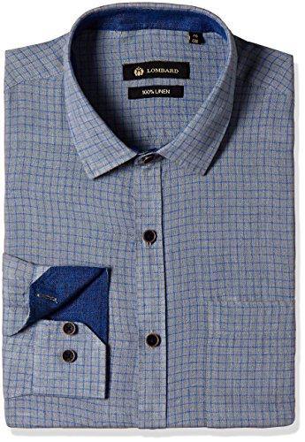 Lombard Men's Formal Shirt