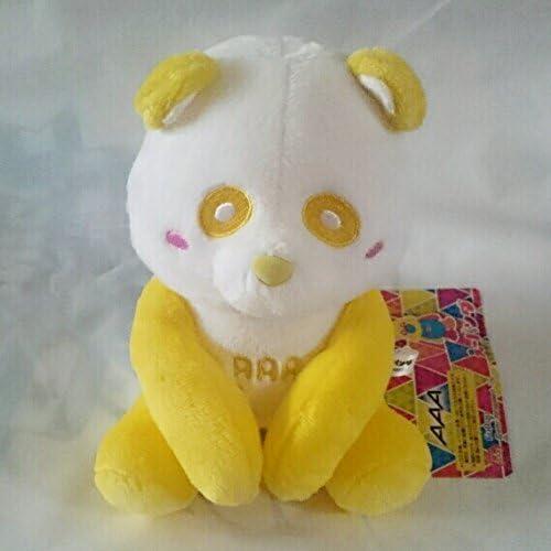 AAA Eh panda Sit peluche jaune jaune jaune Mitsuhiro Hidaka farcies | Insolite  9b9dea