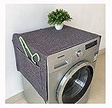 Tissu pare-poussière for réfrigérateur de machine à laver, écran solaire de...