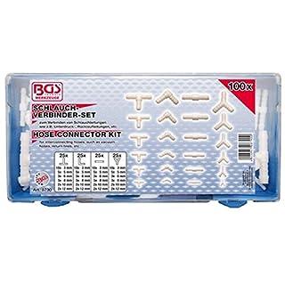 BGS 8790 Verbinder-Sortiment für Gummi- und Kunststoffschlä