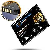 Extremecells Akku für Samsung Galaxy S4 Mini GT-i9190 i9195 EB-B500BE LTE