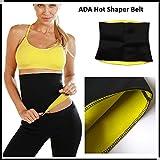 ADA Hot Shaper Waist Belt - ADA Slimming Belt /ADA Hot Shapers Melt N Slim Belt Tummy Trimmer Neotex (Unisex)