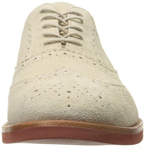 Polo Ralph Lauren Johnsly Suede Oxford Crème