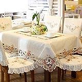 Best Muebles orientales muebles orientales Mesas de comedor - JINSH Home Paño de Mesa de Comedor Simple Review