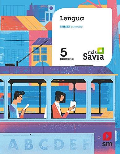 Lengua 5 Primaria Más Savia